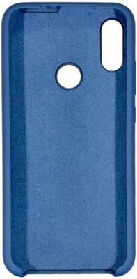 Чохол ColorWay для Xiaomi Redmi Note 7 Liquid Silicone Blue 2