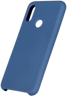 Чохол ColorWay для Xiaomi Redmi Note 7 Liquid Silicone Blue 3