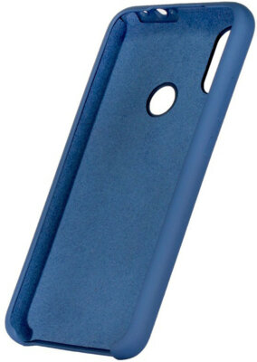 Чохол ColorWay для Xiaomi Redmi Note 7 Liquid Silicone Blue 4