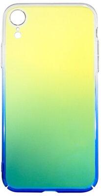 Чехол ColorWay для Apple iPhone XR Gradient blue 1