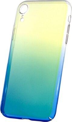 Чехол ColorWay для Apple iPhone XR Gradient blue 2