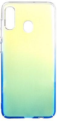 Чехол ColorWay для Samsung Galaxy A20 A205 Gradient blue 1