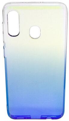 Чехол ColorWay для Samsung Galaxy A20 A205 Gradient blue 2