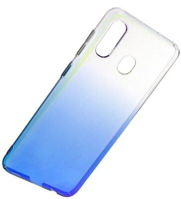 Чехол ColorWay для Samsung Galaxy A20 A205 Gradient blue 4