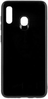 Чехол ColorWay для Samsung Galaxy A30 A305 Glass black 1