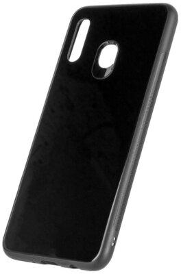 Чехол ColorWay для Samsung Galaxy A30 A305 Glass black 2