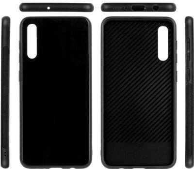 Чехол ColorWay для Samsung Galaxy A50 A505 Glass black 3