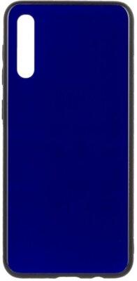 Чехол ColorWay для Samsung Galaxy A50 A505 Glass blue 1