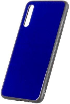 Чехол ColorWay для Samsung Galaxy A50 A505 Glass blue 2