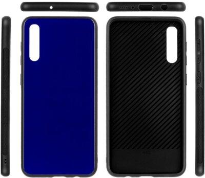 Чехол ColorWay для Samsung Galaxy A50 A505 Glass blue 3