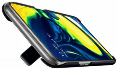 Чохол Samsung Protective Standing Cover Black для Galaxy A80 A805 4