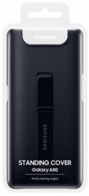 Чохол Samsung Protective Standing Cover Black для Galaxy A80 A805 8