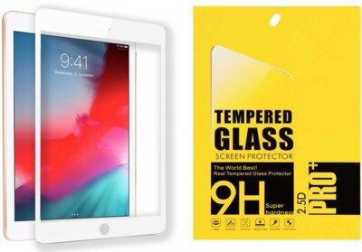 Защитное стекло BeCover Apple iPad New 2018 White (703738) 1