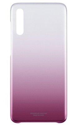 Чохол SAMSUNG для Galaxy A70 (A705F) Gradation Cover Pink (EF-AA705CPEGRU) 2