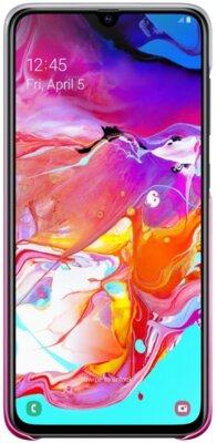 Чохол SAMSUNG для Galaxy A70 (A705F) Gradation Cover Pink (EF-AA705CPEGRU) 3