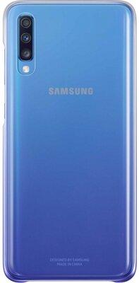 Чехол SAMSUNG для Galaxy A70 (A705F) Gradation Cover Violet (EF-AA705CVEGRU) 1