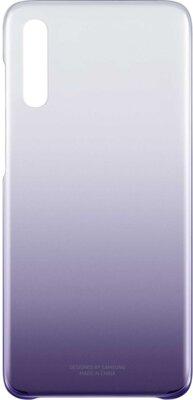 Чехол SAMSUNG для Galaxy A70 (A705F) Gradation Cover Violet (EF-AA705CVEGRU) 2