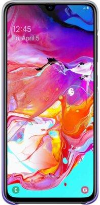 Чехол SAMSUNG для Galaxy A70 (A705F) Gradation Cover Violet (EF-AA705CVEGRU) 3