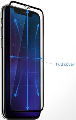 Защитное стекло 2E 2.5D Black border FG для Huawei P Smart 2019 (2E-TGHW-PS19-25D-BB) 2
