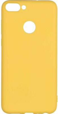 Чохол 2E Soft touch для Huawei P Smart Mustard (2E-H-PS-18-NKST-MS) 1