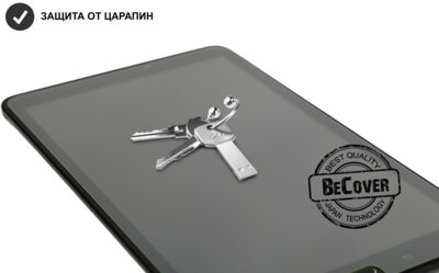Защитное стекло BeCover для HUAWEI MediaPad T3 10 Black (703746) 4