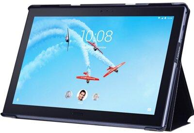 Чохол BeCover Premium для Lenovo Tab E10 TB-X104 Deep Blue (703448) 4