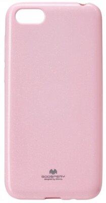 Чехол Goospery для Huawei Y5 2018 Jelly Case Pink (8806174396350) 1