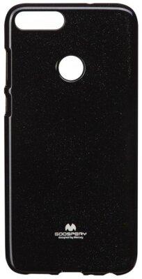 Чехол Goospery для Huawei P Smart Jelly Case BK (8809550386204) 1