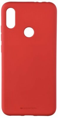 Чехол Goospery для Huawei Y6 2019 SF JELLY Red (8809661785019) 1