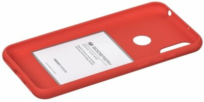Чехол Goospery для Huawei Y6 2019 SF JELLY Red (8809661785019) 2