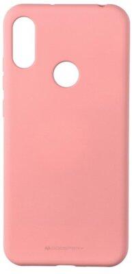 Чохол Goospery для Huawei Y6 2019 SF JELLY Pink (8809661785064) 1