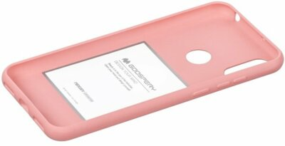 Чохол Goospery для Huawei Y6 2019 SF JELLY Pink (8809661785064) 2