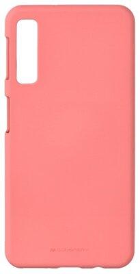 Чехол Goospery для Galaxy A7 (A750) SF Jelly Pink (8809550411692) 1