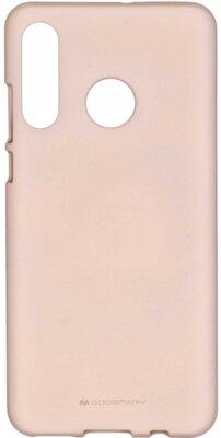 Чохол Goospery для Huawei P30 Lite SF JELLY Pink Sand (8809661786788) 1