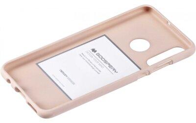 Чохол Goospery для Huawei P30 Lite SF JELLY Pink Sand (8809661786788) 2