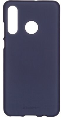 Чехол Goospery для Huawei P30 Lite SF JELLY Midnight Blue (8809661786801) 1