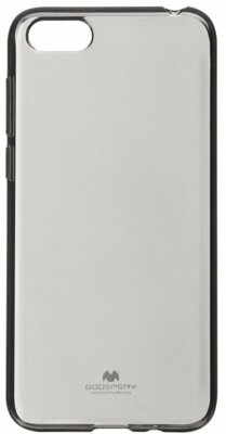 Чехол Goospery для Huawei Y5 2018 TR Jelly BK (8809640714696) 1