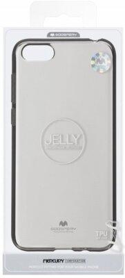 Чехол Goospery для Huawei Y5 2018 TR Jelly BK (8809640714696) 3