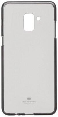 Чохол Goospery для Galaxy A8+ 2018 (A730) TR Jelly BK (8809621284477) 1