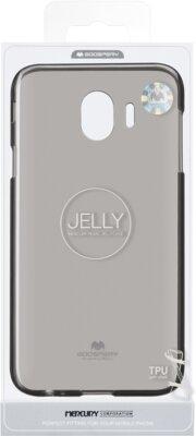 Чохол Goospery для Galaxy J4 2018 (J400) TR Jelly BK (8809621284491) 3