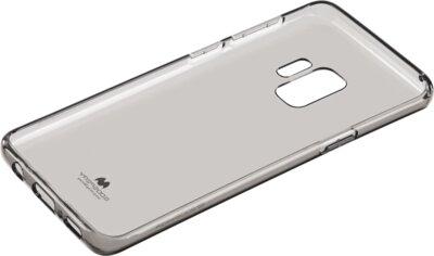 Чохол Goospery для Galaxy S9 (G960) TR Jelly Black (8809640714665) 2