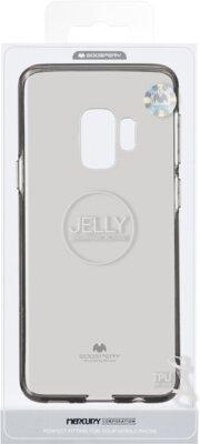 Чохол Goospery для Galaxy S9 (G960) TR Jelly Black (8809640714665) 3