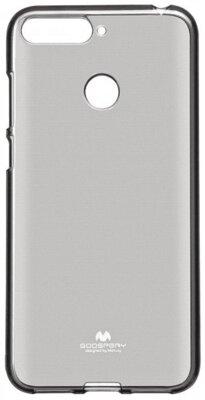 Чохол Goospery для Huawei Y6 2018 TR Jelly BK (8809621284620) 1