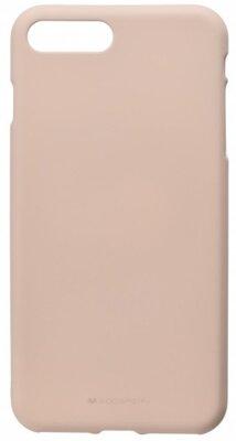 Чохол Goospery для Apple iPhone 7/8 Plus SF Jelly Pink Sand (8809550400580) 1