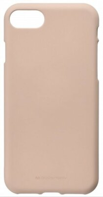 Чехол Goospery для Apple iPhone 7/8 SF Jelly Pink Sand (8809550400498) 1