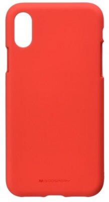 Чехол Goospery для Apple iPhone X/XS SF Jelly Red (8809550409217) 1