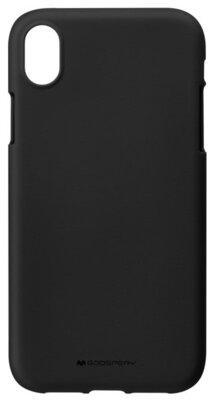 Чохол Goospery для Apple iPhone XR SF Jelly Black (8809621286518) 1