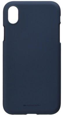 Чехол Goospery для Apple iPhone XR SF Jelly Midnight Blue (8809621286563) 1