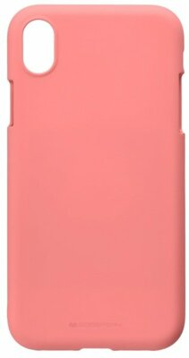 Чохол Goospery для Apple iPhone XR SF Jelly Pink (8809621286587) 1
