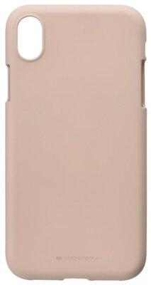 Чохол Goospery для Apple iPhone XR SF Jelly Pink Sand (8809621286549) 1